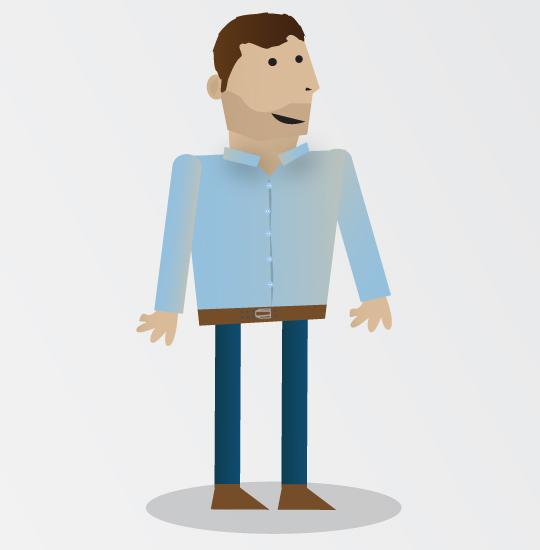 Graphic designer and animator
