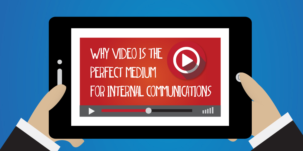 using video for internal communications