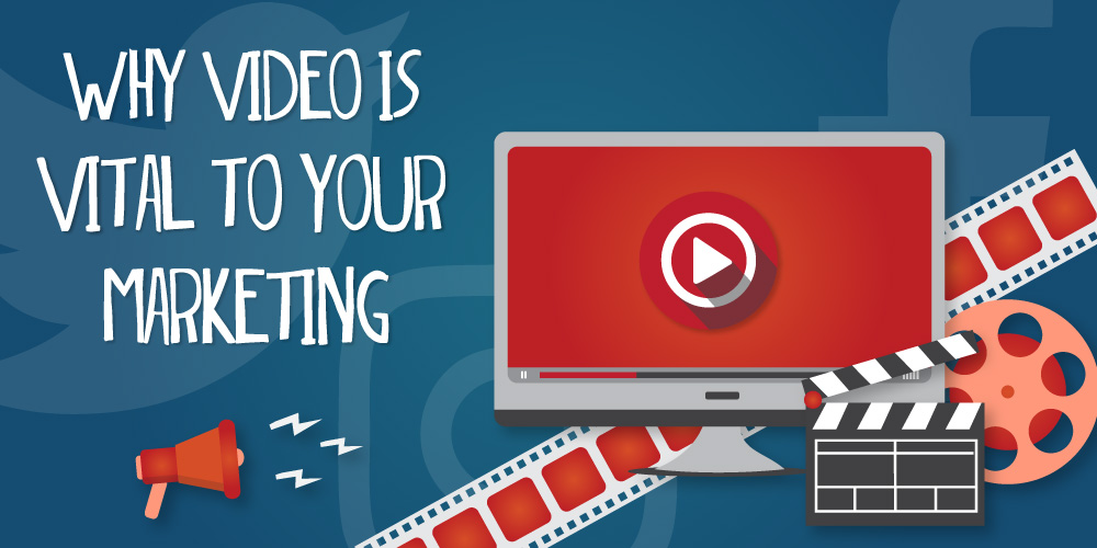 video is vital to marketing